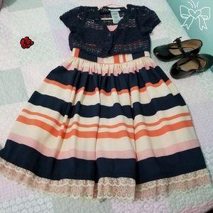 Girls Bonnie Jean 2pc dress